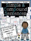 Simple and Compound Sentences Expanding Sentences