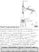 Simple and Fractional Distillation Cloze Text Worksheet GCSE Chemistry SC2d