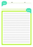 Simple but Powerful Essay Note