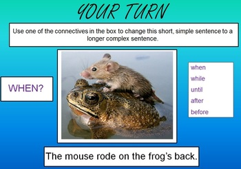 Simple, compound and complex sentence - how to improve your sentence structure!
