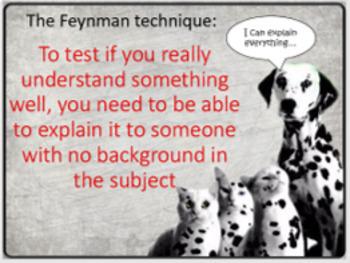 Making It Simple  - Using the Feynman technique - ESL adult & kid conversation