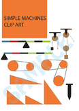Simple machines cliparts