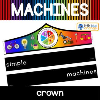 Simple machines crown