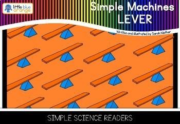Simple machines - lever - book (simple)