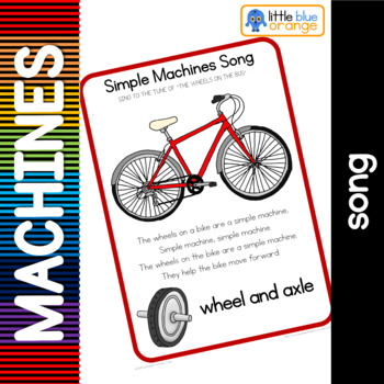 Simple machines song