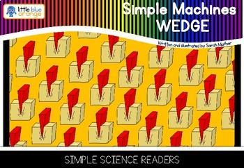 Simple machines - wedge- book (simple)