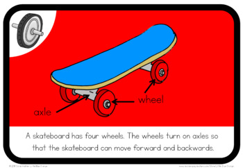 Simple machines - wheel - book (simple)