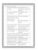 Simple or Compound Sentences