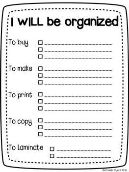 Simple organization list