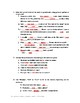 Simple past vs. Present perfect worksheet + Answer key