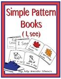 Simple pattern books (I, see)
