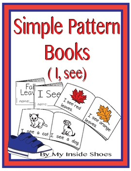 Simple pattern books (I, see)