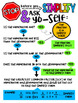 Simplest Form Flowchart Poster - Simplifying Made Simple!