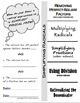 """Simplest Radical Form """"Bundle"""" - Simplify Square Roots Activities"""