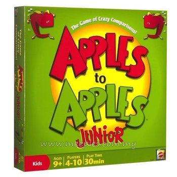 Simplified Apples to Apples Game Instructions