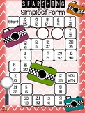 Simplified Fractions - Board Game