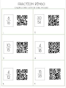 Simplify Bingo! Interactive Bulletin Board Activity