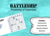 Simplify Exponents Battleship