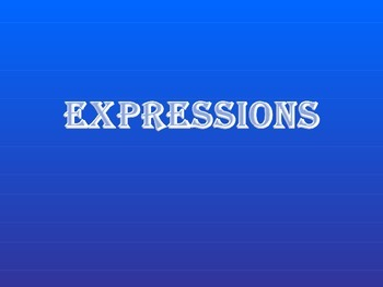 Simplifying Expressions Interactive Lesson