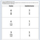 Simplify Fractions Bingo (30 pre-made cards!)