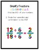 Simplify Fractions Worksheet