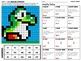 Simplify Ratios: Mystery Picture (Super Mario Bros.)