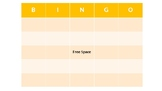 Simplifying Algebraic Expressions Bingo