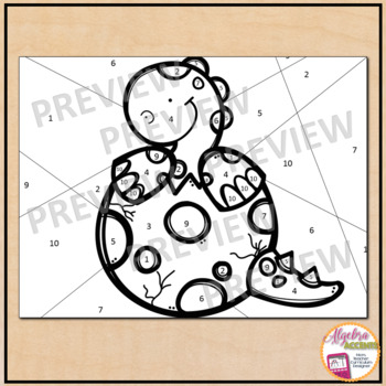 Simplifying Expressions Coloring Activity