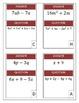 Simplifying Algebraic Expressions: Treasure Hunt