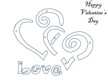 Simplifying Algebraic Expressions Valentines Coloring Page