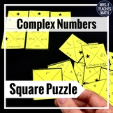 Complex Numbers Square Puzzle