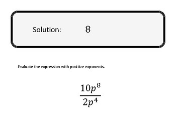 Simplifying Exponential Expression