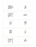 Simplifying Exponential Expressions