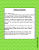 Simplifying Expressions Puzzle - Distributive Property and