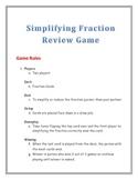 Simplifying Fraction Game