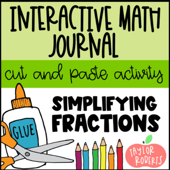 Simplifying Fractions - An Interactive Activity!