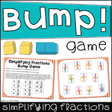 Simplifying Fractions Bump