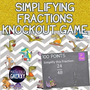 Simplifying Fractions Game