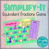 Simplifying Fractions Game - Simplify-It!