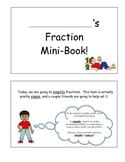Simplifying Fractions Mini-Book