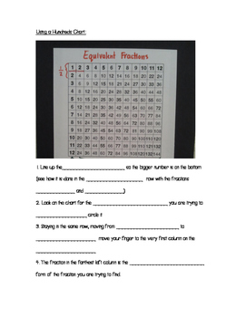 Simplifying Fractions Resource