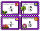 Simplifying Fractions Task Cards *Spring themed*
