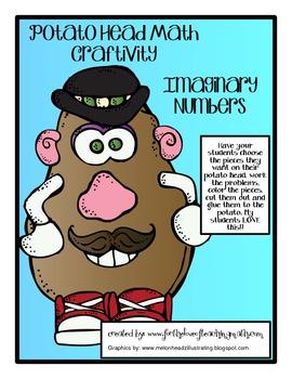 Simplifying Powers of Imaginary Numbers Potato Head