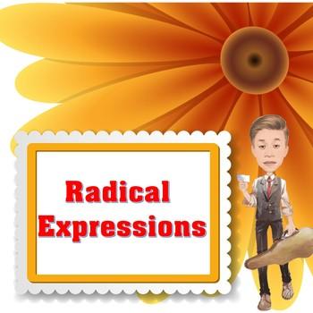 Simplifying Radical Expressions, Radical Equations