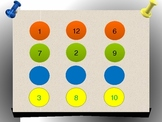 Simplifying Radicals Balloon Pop Review Game