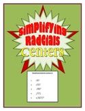 Simplifying Radicals Centers
