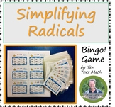 Simplifying Radicals Game