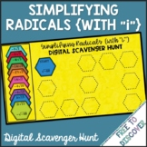 Simplifying Radicals with Imaginary Numbers Digital Scaven
