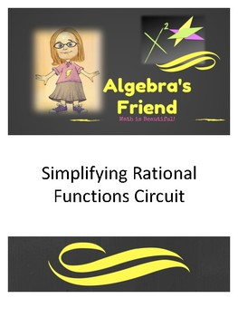 Simplifying Rational Expressions Self-Checking Circuit