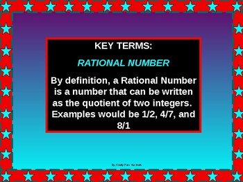 Algebra Power Point: Simplifying Rational Expressions with GUIDED NOTES